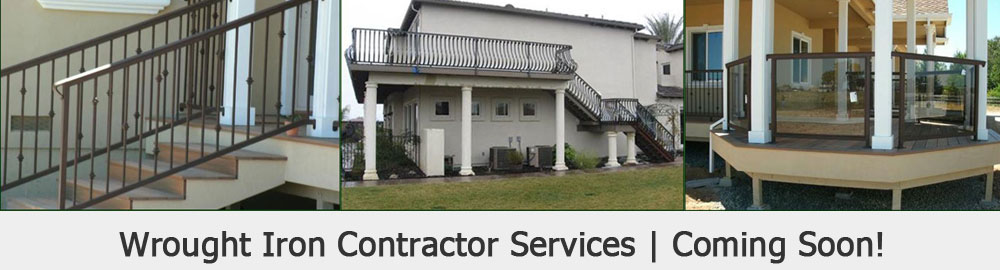 Charlotte Wrought Iron Contractors